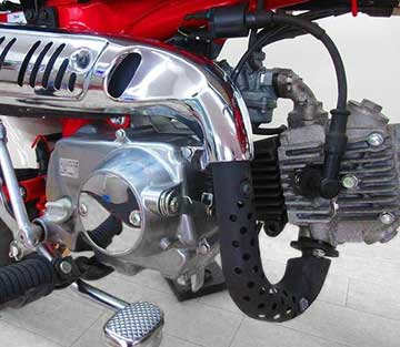 モンキー エンジン