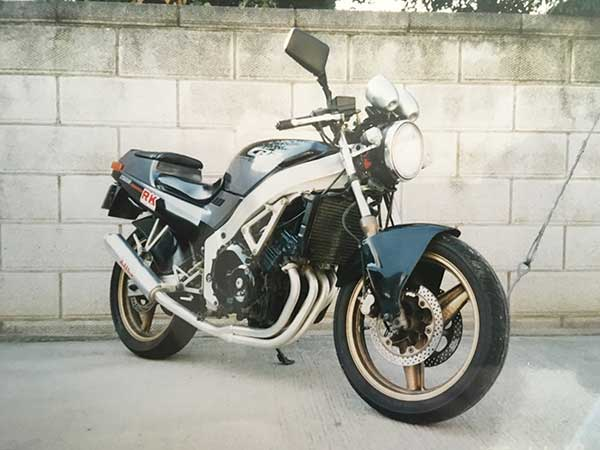 CBR250R MC22 3