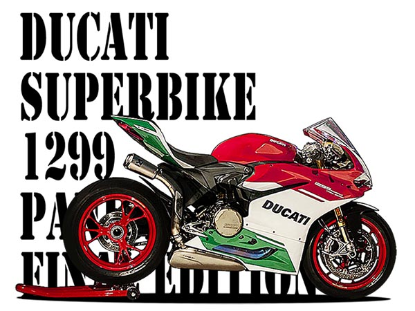 Supebike 1299 Panigale R Final Edition