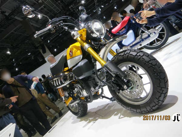 モンキー125 1