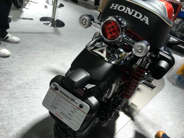 モンキー125 8