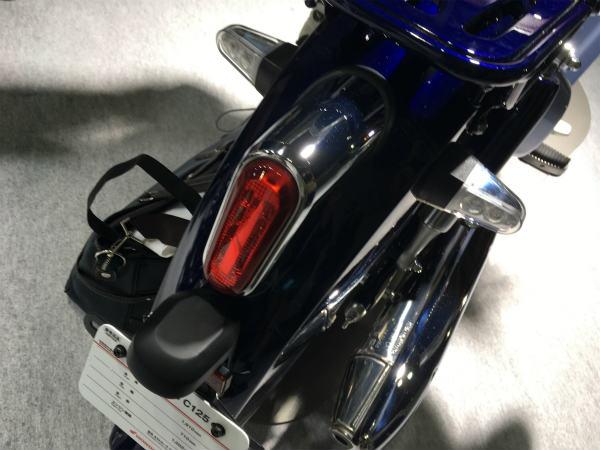 スーパーカブ C125 4