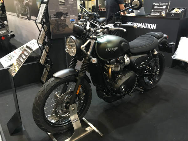 Triumph Motorcycles 7