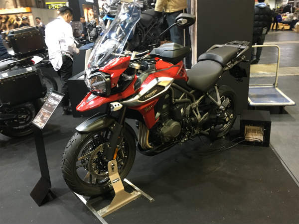 Triumph Motorcycles 5
