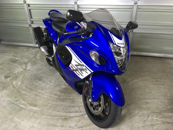 隼 GSX1300R 1