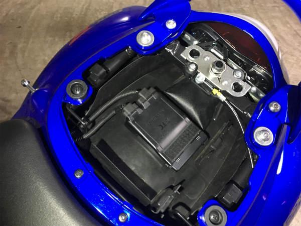 隼 GSX1300R 12