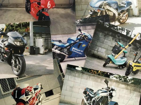 バイクの買取 査定 相場 2