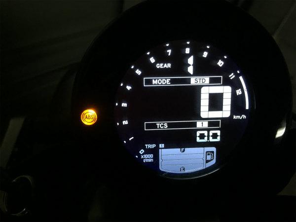 XSR900 インプレ ブログ 11