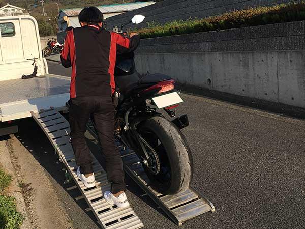 バイク 売る 買取 査定 15