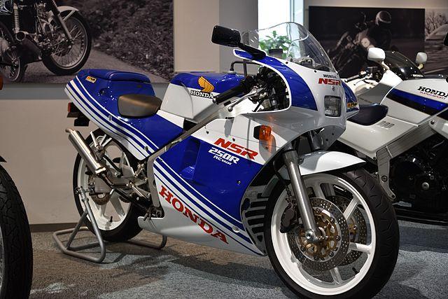 NSR250R MC18 88