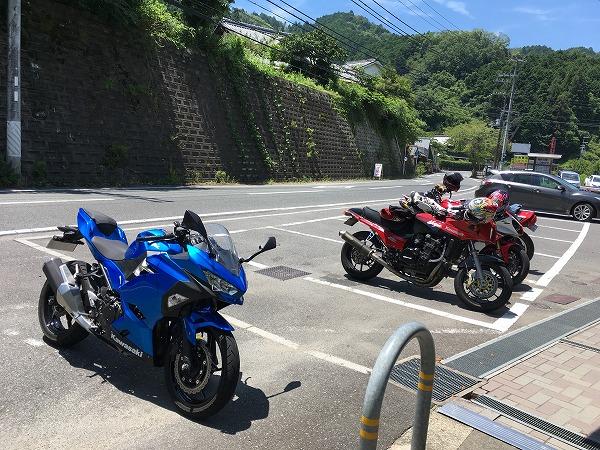 Ninja250 EX250P 2018年 2018 ツーリング