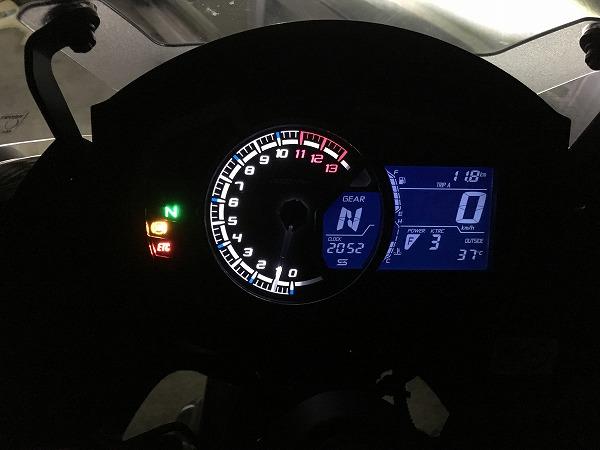 Ninja1000 インプレ 8