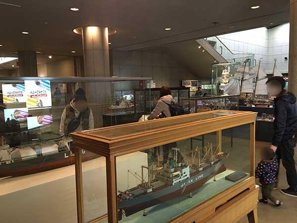 神戸 カワサキワールド 神戸海洋博物館 3