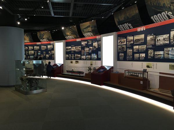 神戸 カワサキワールド 神戸海洋博物館 14