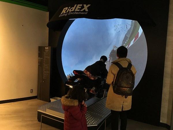 神戸 カワサキワールド 神戸海洋博物館 ZX-10R RidEX