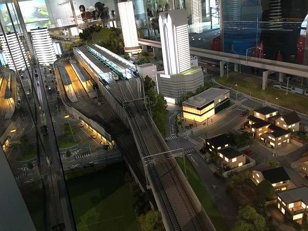 神戸 カワサキワールド 神戸海洋博物館 鉄道模型 2