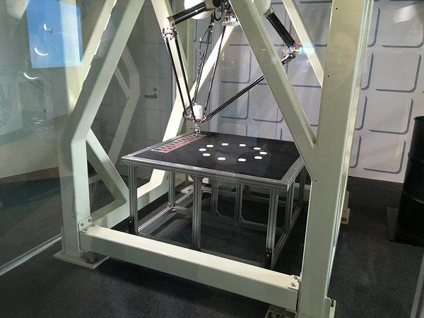 神戸 カワサキワールド 神戸海洋博物館 パフォーマンスロボット 3