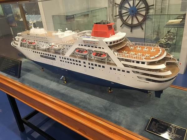 神戸 カワサキワールド 神戸海洋博物館 4