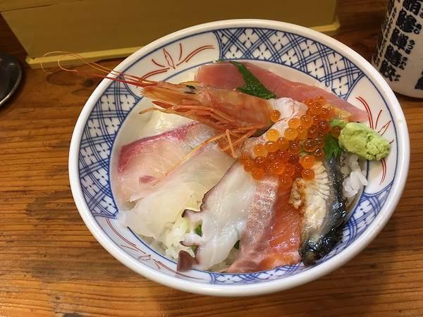 神戸 カワサキワールド 神戸海洋博物館 海鮮丼 駅前 1