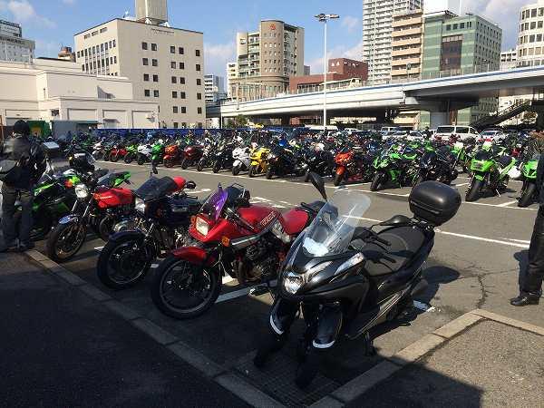神戸 カワサキワールド 神戸海洋博物館 駐車場