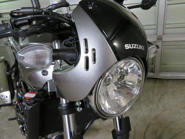 SV650X レビュー インプレ 8