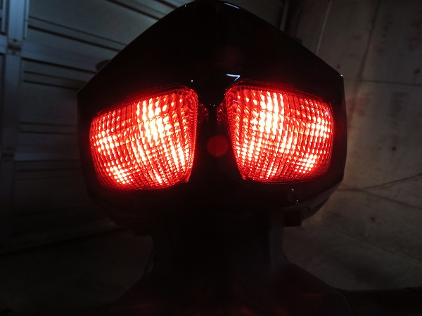 SV650X レビュー インプレ 12