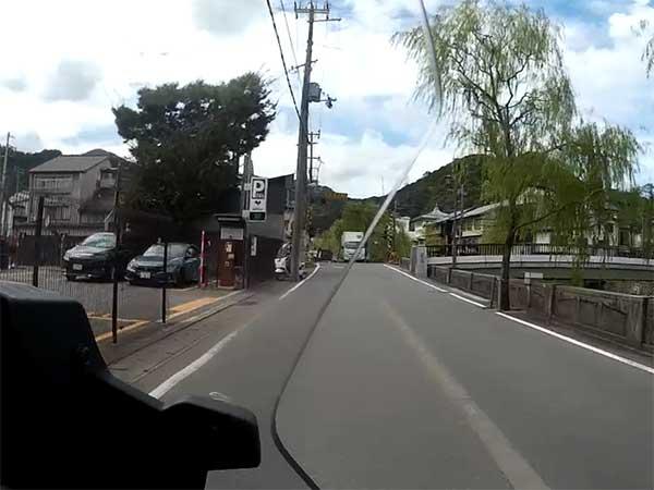 RACER900GT トレーサー ツーリング 京都 丹後 9