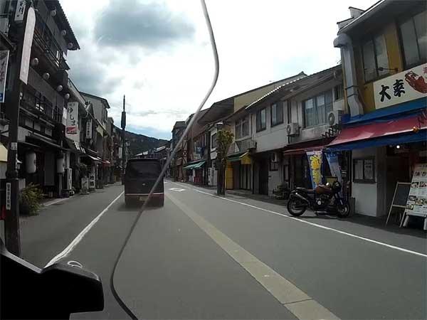 RACER900GT トレーサー ツーリング 京都 丹後 10