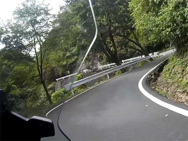 RACER900GT トレーサー ツーリング 京都 丹後 61