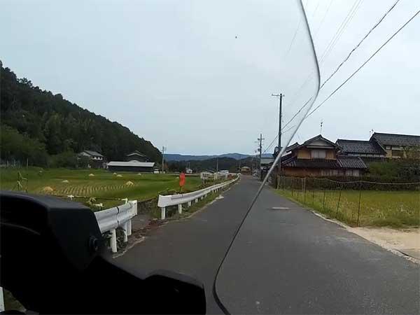RACER900GT トレーサー ツーリング 京都 丹後 81