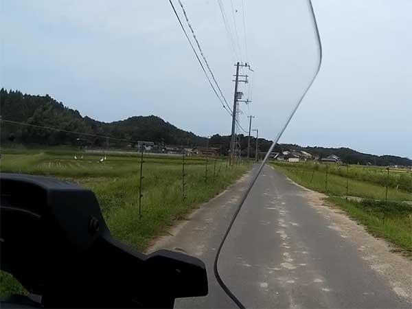 RACER900GT トレーサー ツーリング 京都 丹後 82