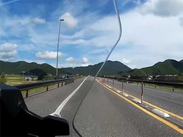 RACER900GT トレーサー ツーリング 京都 丹後 3