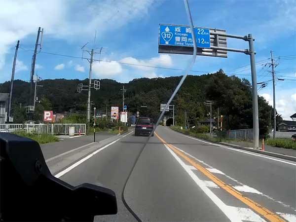 RACER900GT トレーサー ツーリング 京都 丹後 7