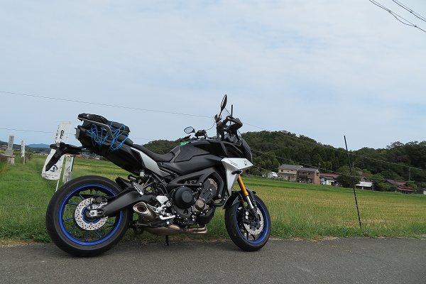 RACER900GT トレーサー ツーリング 京都 丹後 1