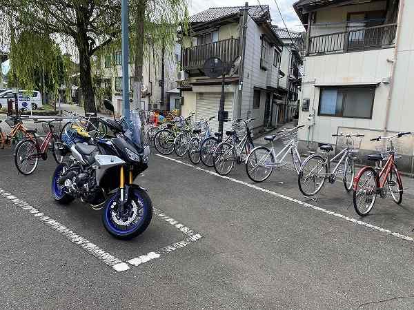RACER900GT トレーサー ツーリング 京都 丹後 12