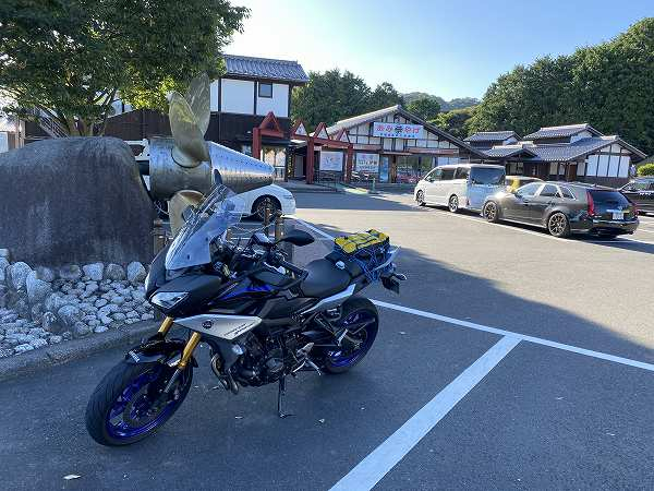 RACER900GT トレーサー ツーリング 京都 丹後 50