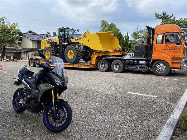 RACER900GT トレーサー ツーリング 京都 丹後 28
