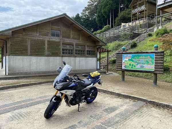 RACER900GT トレーサー ツーリング 京都 丹後 62