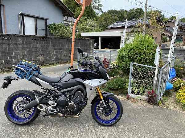 RACER900GT トレーサー ツーリング 京都 丹後 87