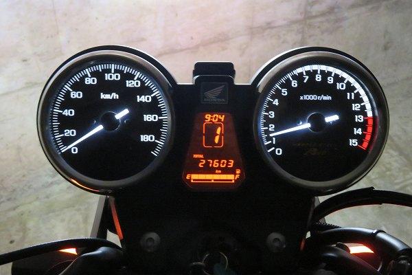 CB400SF HYPERVTECRevo インプレ 7