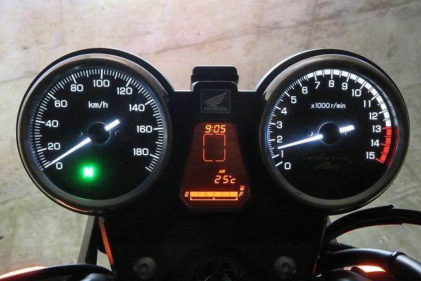 CB400SF HYPERVTECRevo インプレ 9