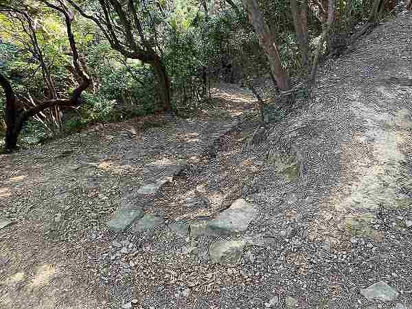 友ヶ島 砲台 バイク ツーリング 23