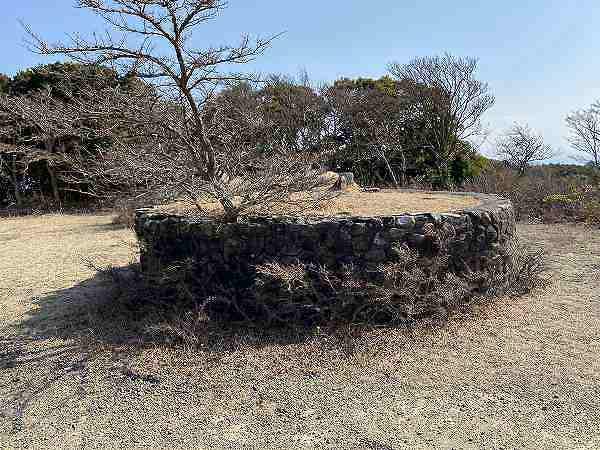 友ヶ島 砲台 バイク ツーリング 38