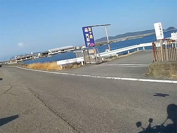 友ヶ島 砲台 バイク ツーリング 4