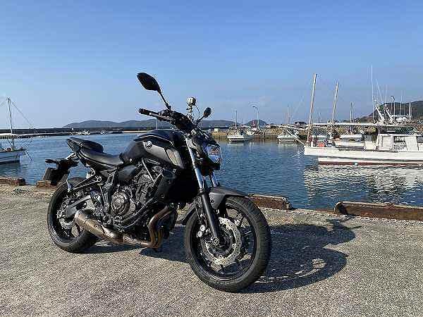 友ヶ島 砲台 バイク ツーリング 1